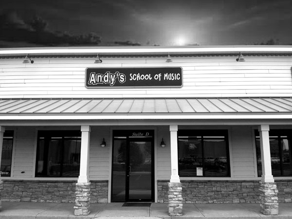 Andy's School of Music NWI